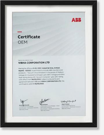 abb-certificate