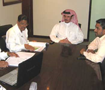 Signing Of Agreement with M-S Q-Tec Qatar